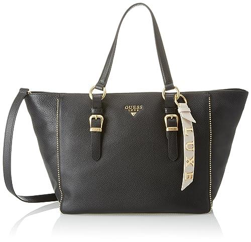 Guess Women HWPRDDL8223 Shoulder Bag Black Size  One Size  Amazon.co ... 42c51730a57e5