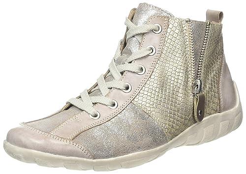 R3470, Womens Hi-Top Sneakers Remonte