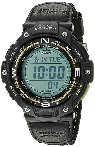 61ac95845d4b Reloj - Casio - para - SGW-100B-3A2CF  Amazon.es  Relojes