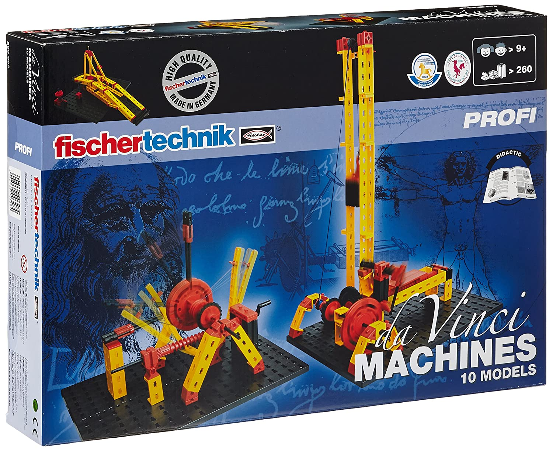 fischertechnik(フィッシャーテクニック)  PROFIシリーズ ダビンチマシン PR-08   B0015FHLF6
