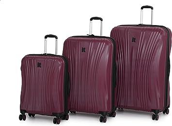 it luggage Duraliton Apollo, Zinfandel, 3-Piece Set (21/27/31)