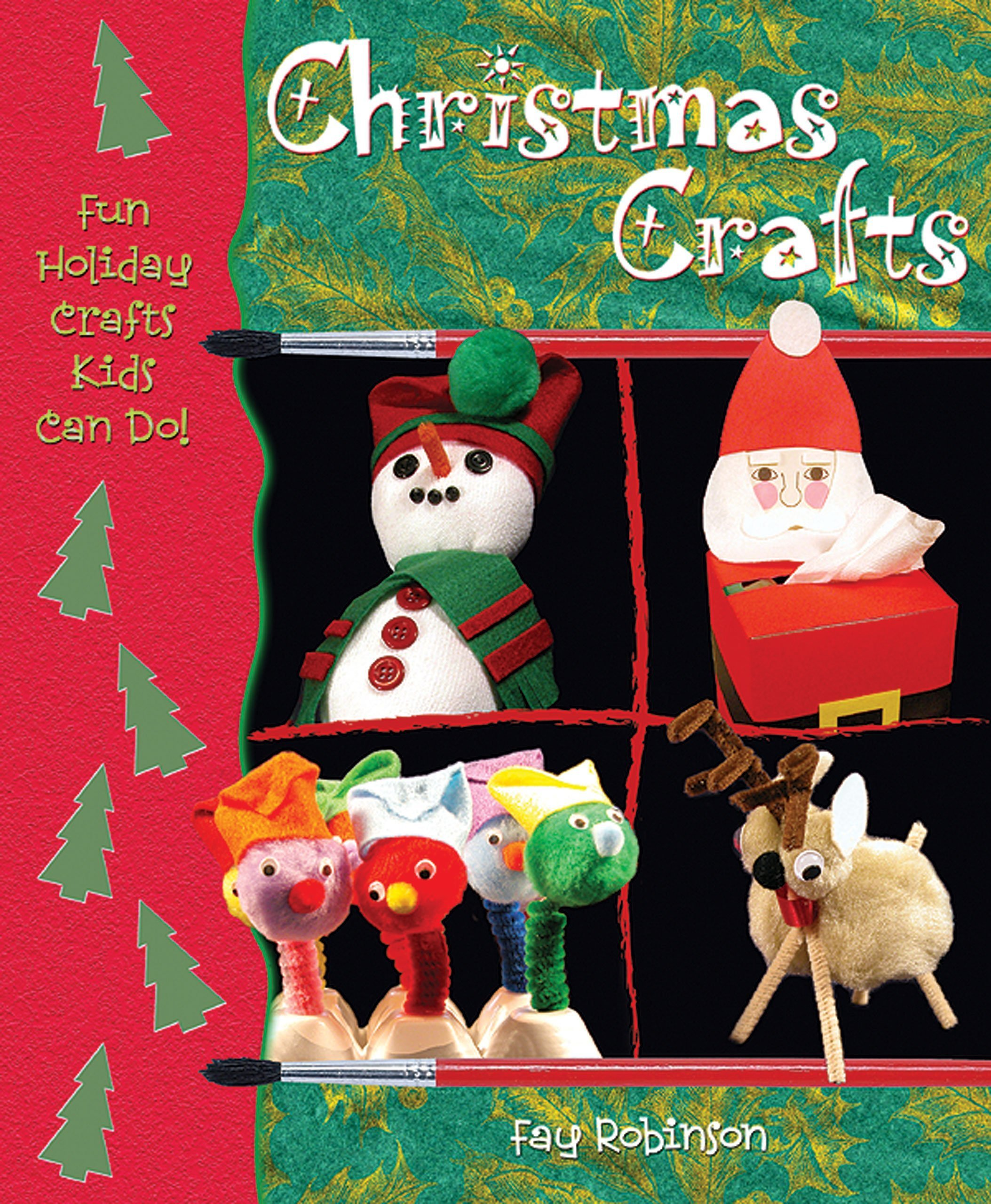 Childrens Christmas Craft Ideas.Christmas Crafts Fun Holiday Crafts Kids Can Do Fay