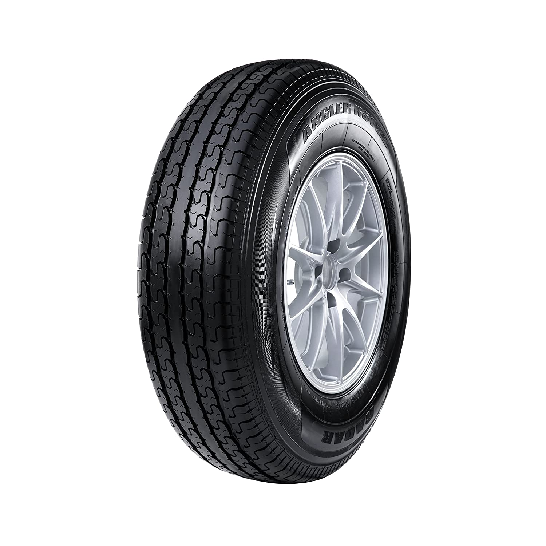Radar Tires Angler RST-22 Trailer Tire - ST205/75R15 107/102 107L Omni United RZC0030