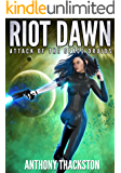 RIOT DAWN: Attack of the Space Druids