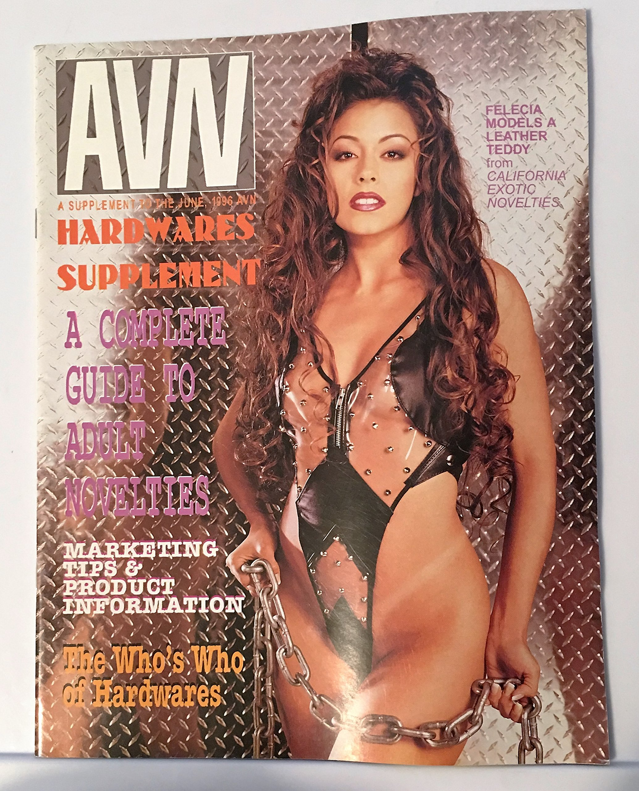Supplement to the June, 1996 AVN Magazine (Adult Video News) Single Issue  Magazine – 1996