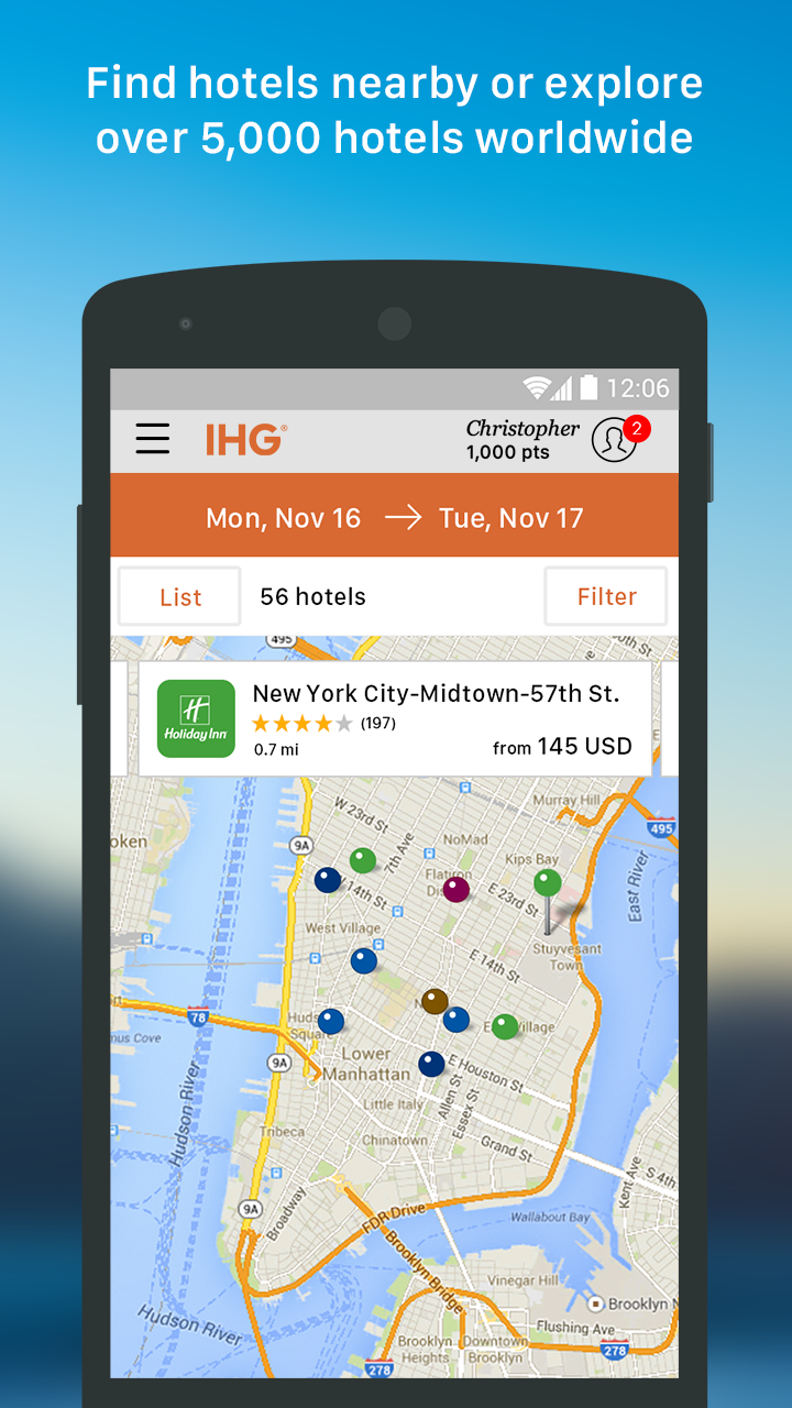 IHG® - Hotel Booking, Reservations & Deals