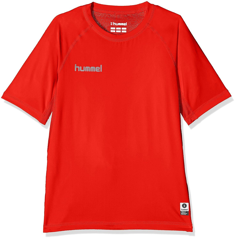 Hummel Niños First Perf Short Sleeve Jersey Camiseta Hummel (HUMBC)