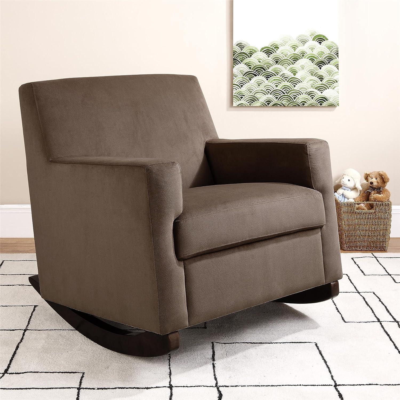 Amazon Baby Relax The Naomi Nursery Rocker Chair Light Brown