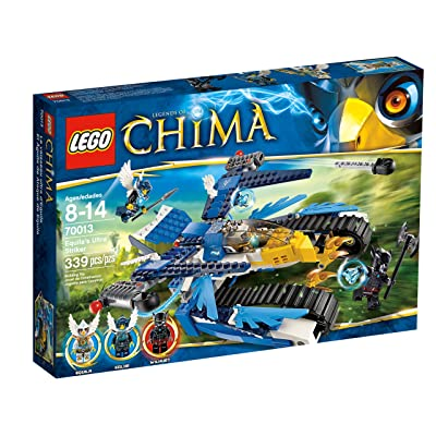 LEGO Chima 70013 Equilas Ultra Striker: Toys & Games