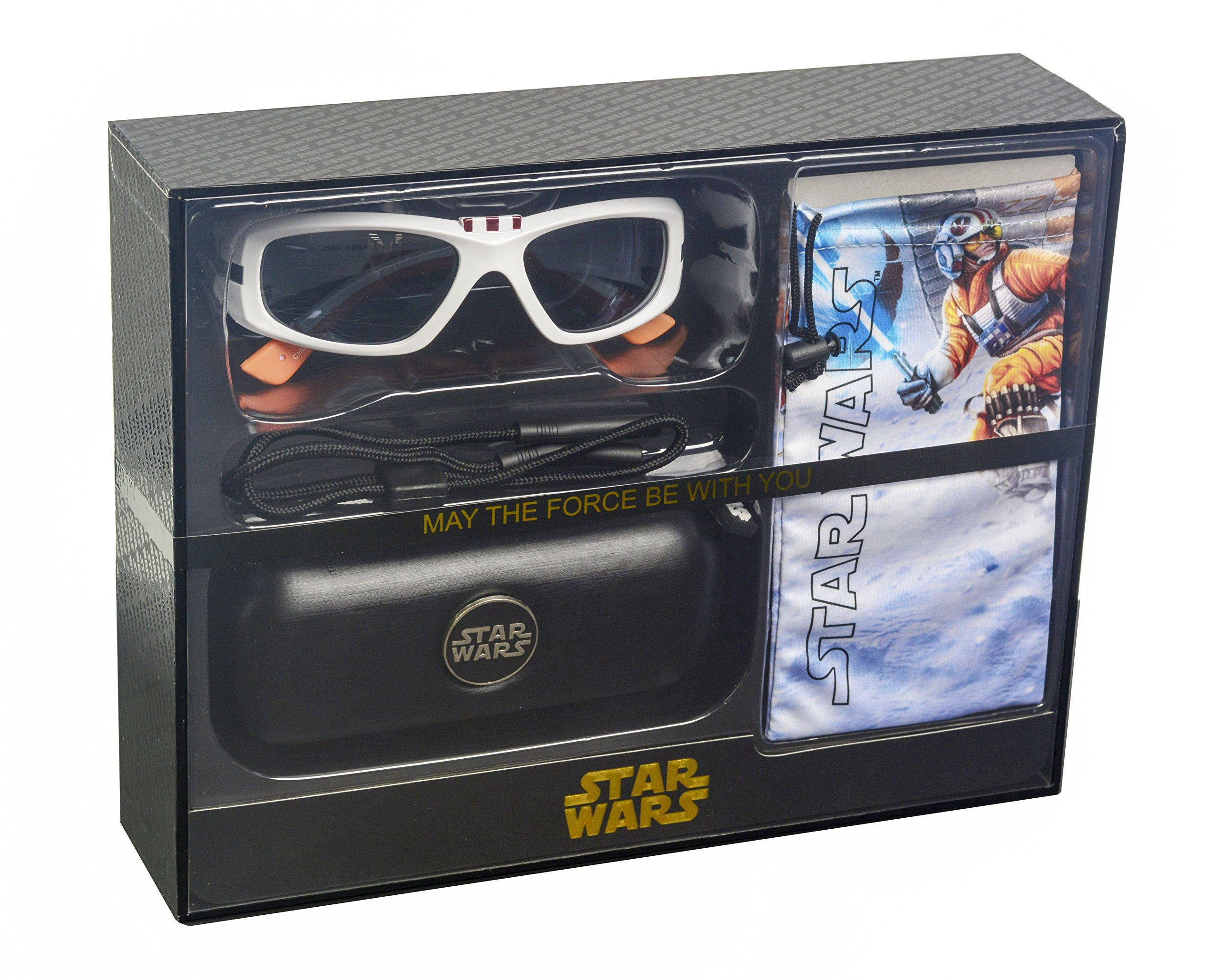 Star Wars Foster Grant Sunglasses Gift Set Rebel Pilot