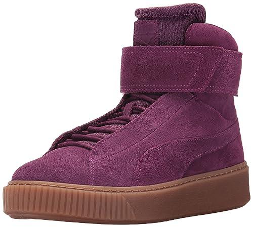 W Mi Ow Pumas Chaussures Plate-forme Violet vAEjrz5Iw