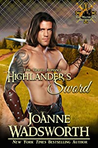 Highlander's Sword: Paranormal Bear Shifter Romance (The Matheson Brothers Book 6)