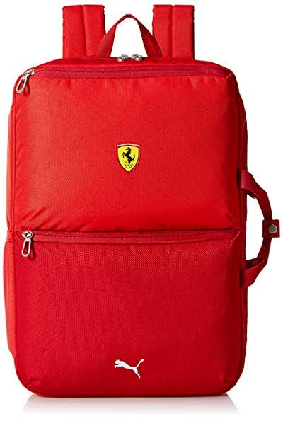PUMA Men's Standard Scuderia Ferrari Replica Backpack