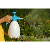 Cappl Garden 2 Liter Pressure Adjustable Pump Water Mister Spray Bottle for Garden and Cars