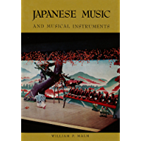 Japanese Music & Musical Instruments book cover