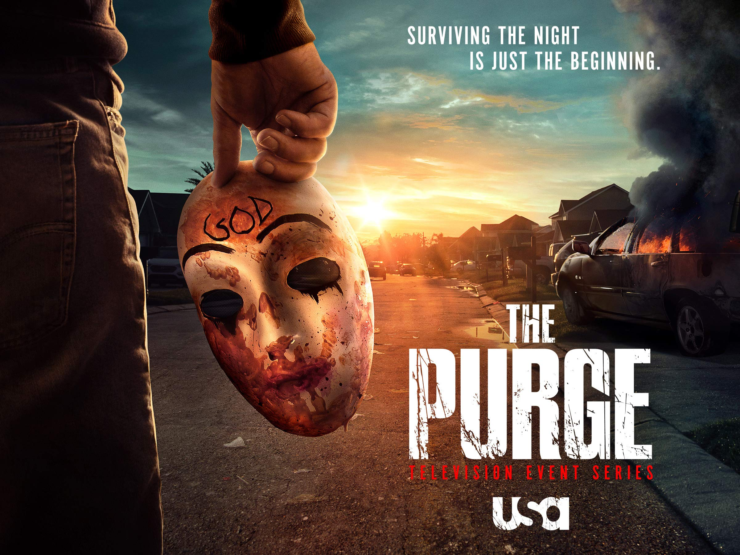 The Purge 2 Stream Kkiste