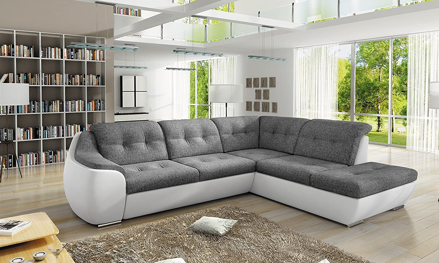 Sofa Couchgarnitur Galaxy D Polstergarnitur Couch Sofagarnitur