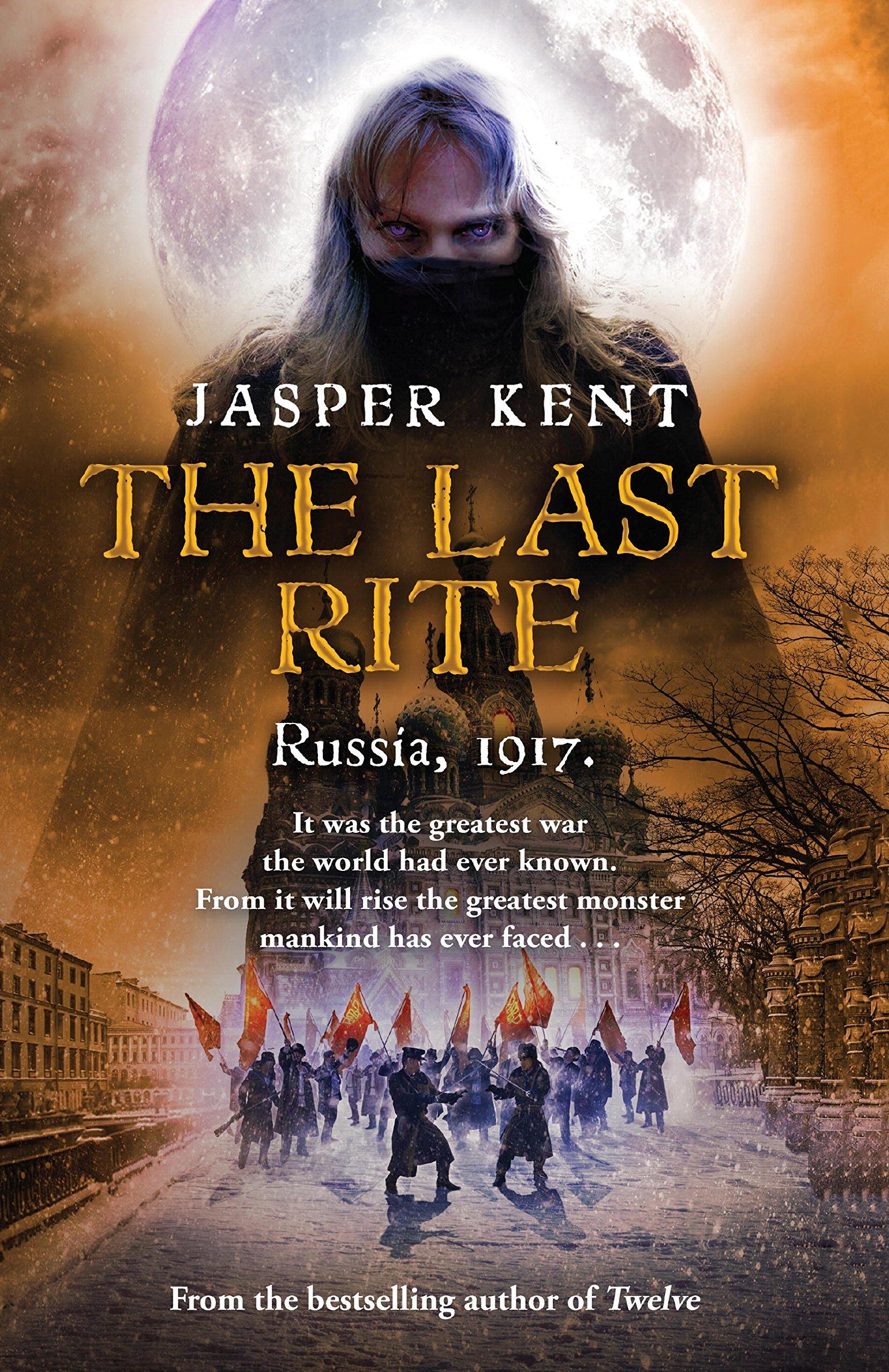 The Last Rite (The Danilov Quintet)