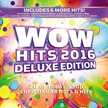 wow hits 2016 2 cddeluxe edition