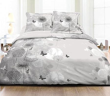 2 Piece Duvet Set for Single Bed and 3 Piece Duvet Set for Double ...