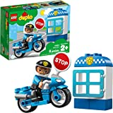 LEGO DUPLO Town Police Bike 10900 Building Blocks (8 Pieces)