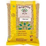 Arya Farm Organic White Jowar, 500g