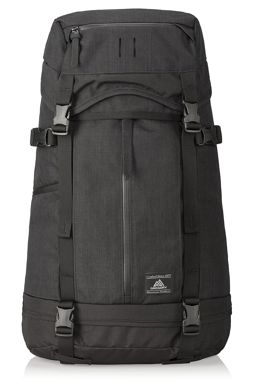[グレゴリー] バックパック 公式 ブーン オーバーナイト 40L エボニー ブラック Boone Overnight Backpack B0716F1QRJ