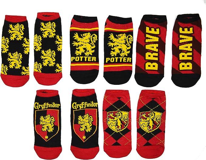 girls  womens Gryffindor Ravenclaw Hufflepuff Slytherin Wool socks Kids boys