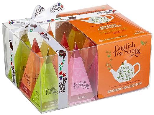 54a28ce9547a09 English Tea Shop - Teegeschenk mit Schleife  quot Rooibos Tee  Kollektion quot