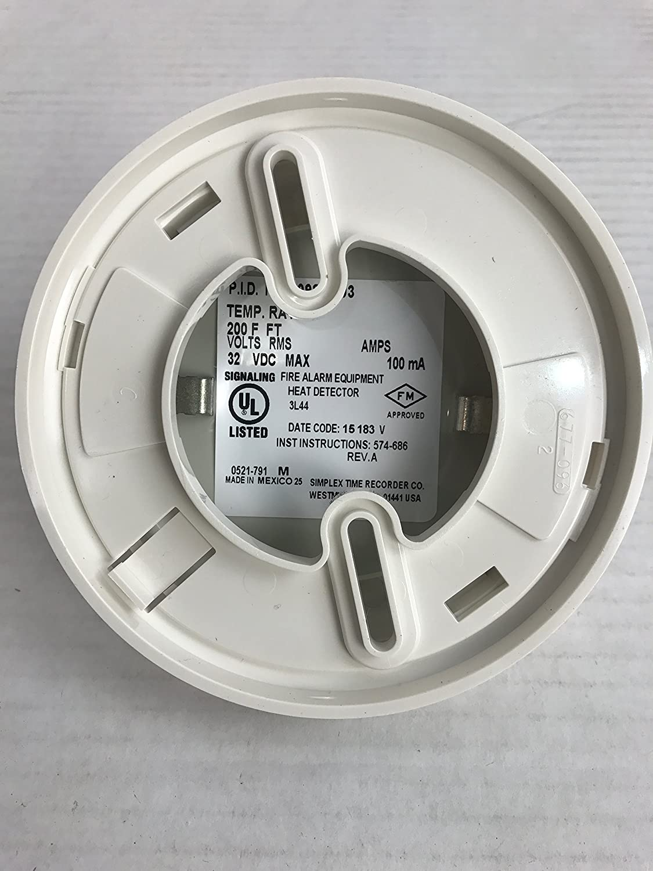 Simplex Smoke Detector Wiring Diagram