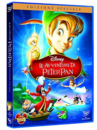 Le avventure di peter pan special edition amazon cartoni
