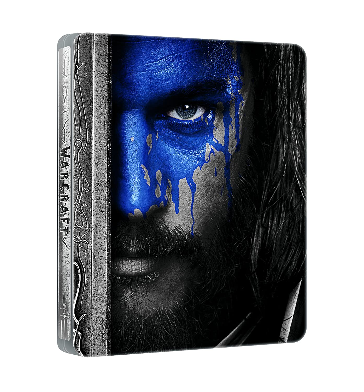 ウォークラフト スチール・ブック仕様ブルーレイ+特典DVD