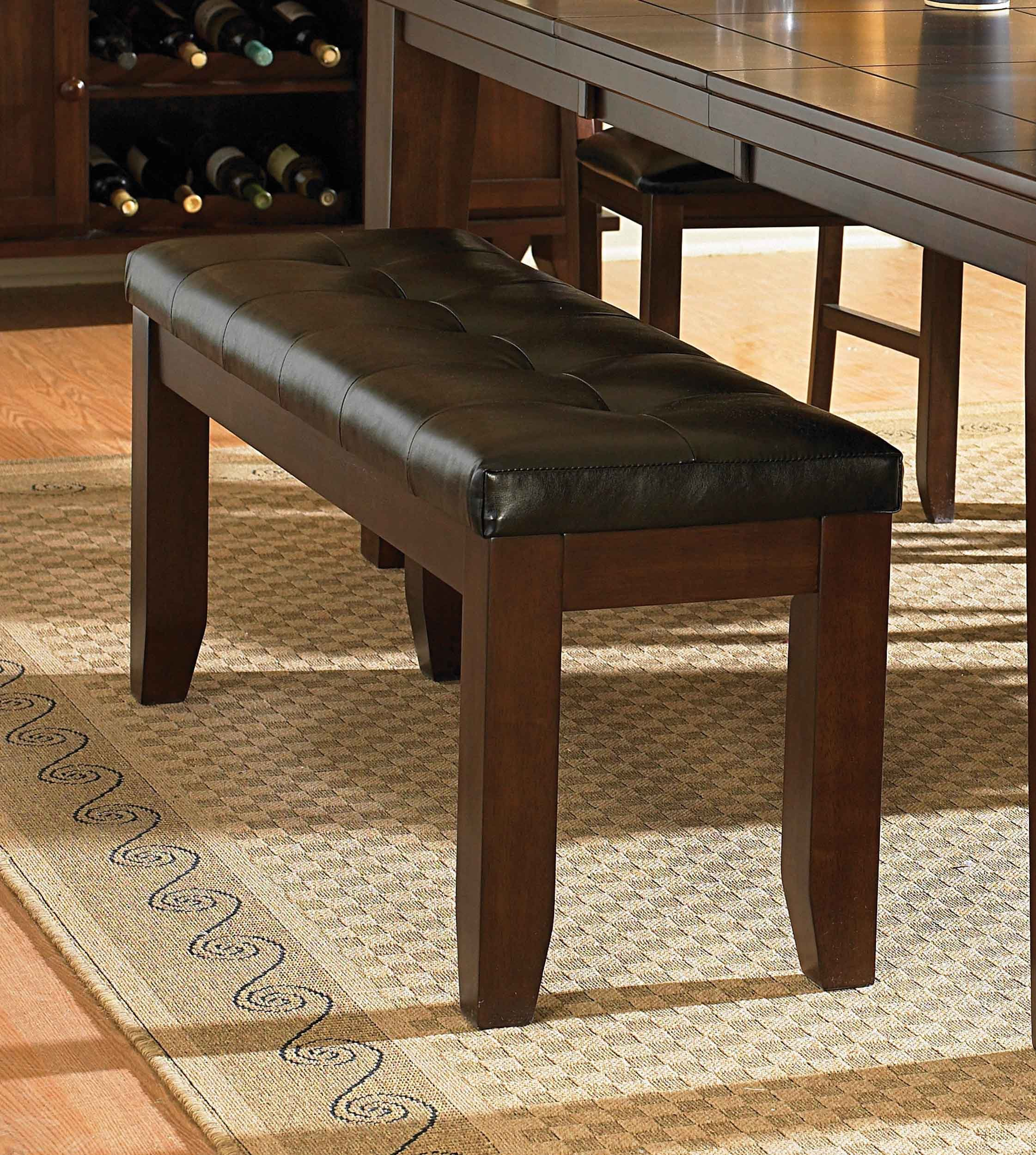 Homelegance 60-Inch Ameillia Bench by Homelegance (Image #2)