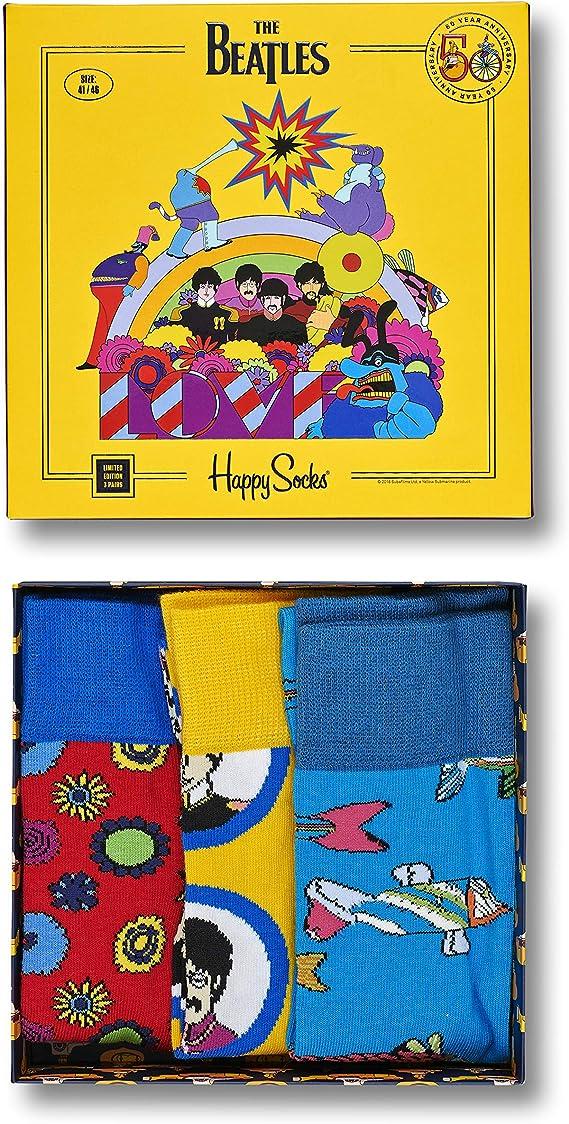 Happy Socks Medias de fútbol - para hombre multicolor 36/40: Amazon.es: Ropa y accesorios