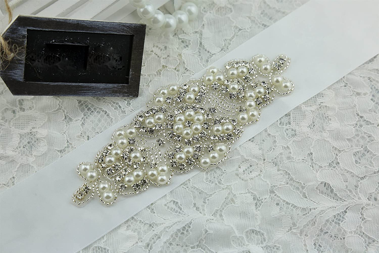 SoarDream Bridal Sash, Wedding Belt, Bridal Belts And Sashes.