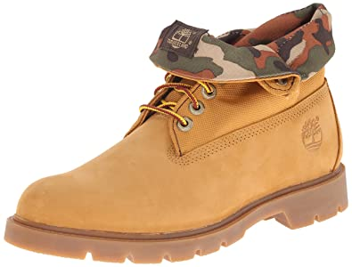 61dc81ec5a0f Timberland Men s Basic Single Roll-Top Boot