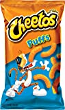 Cheetos Puffs Cheese Flavored Snacks, 8 Ounce