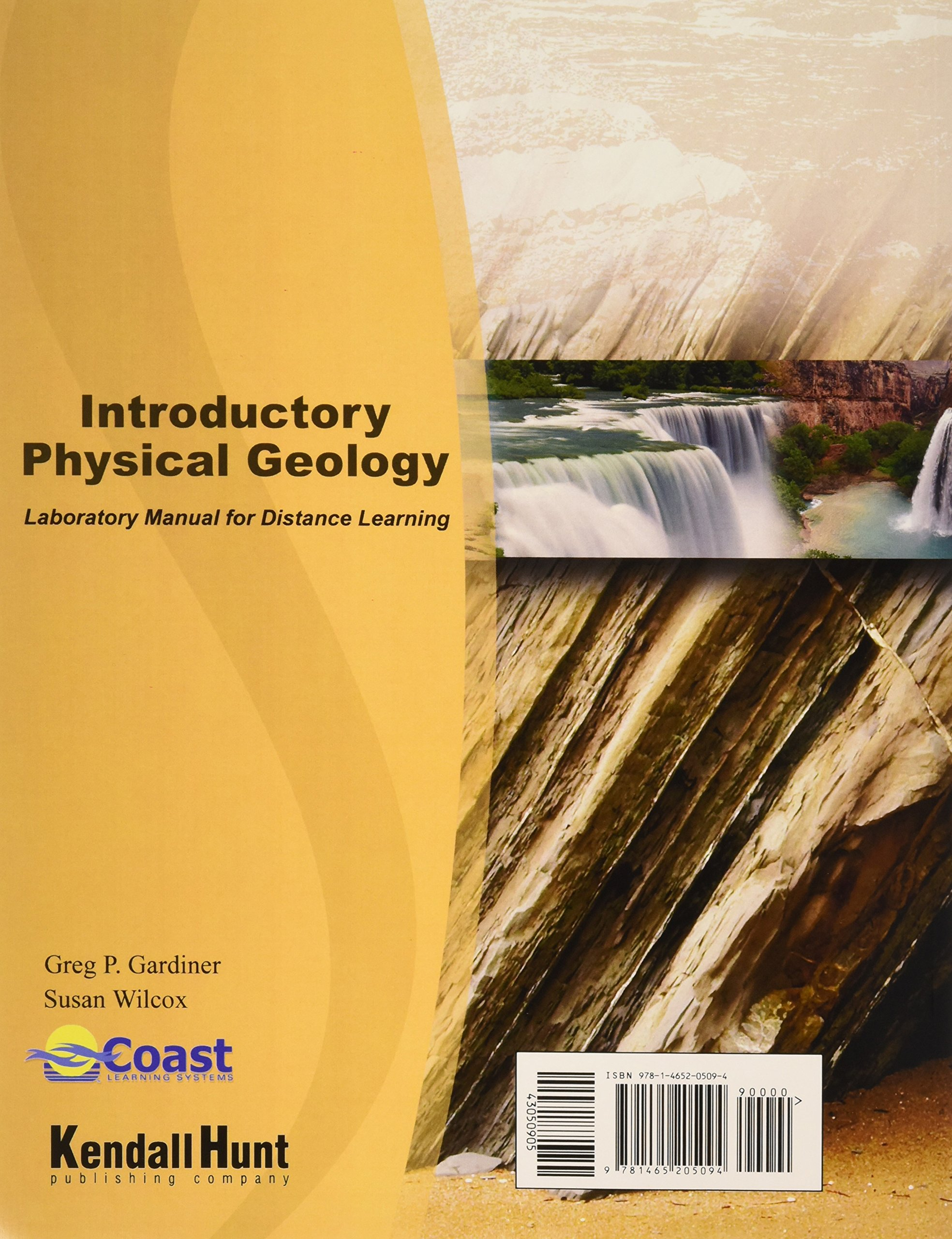 Introductory Physical Geology Laboratory Manual for Distance Learning:  9781465205094: Amazon.com: Books