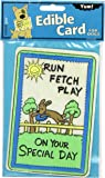 Crunchkins Edible Crunch Card, Run, Fetch, Play, Special Day