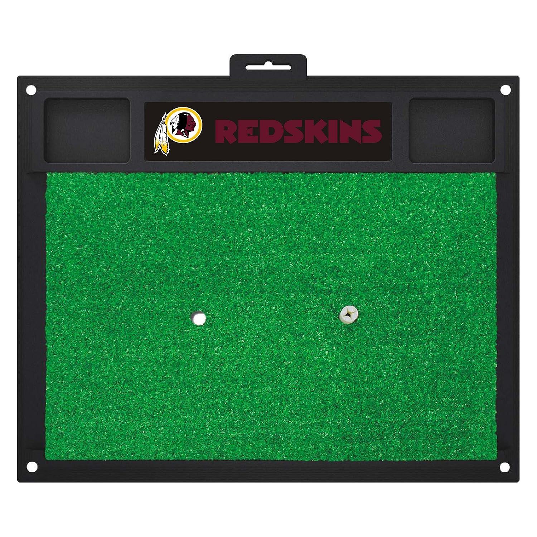 NFLワシントンレッドスキンズGolf Hitting Matゴルフ練習アクセサリー   B07F1XL39W