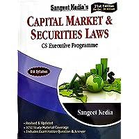 Capital Market & Securities Laws -CS Executive programme Old syllabus