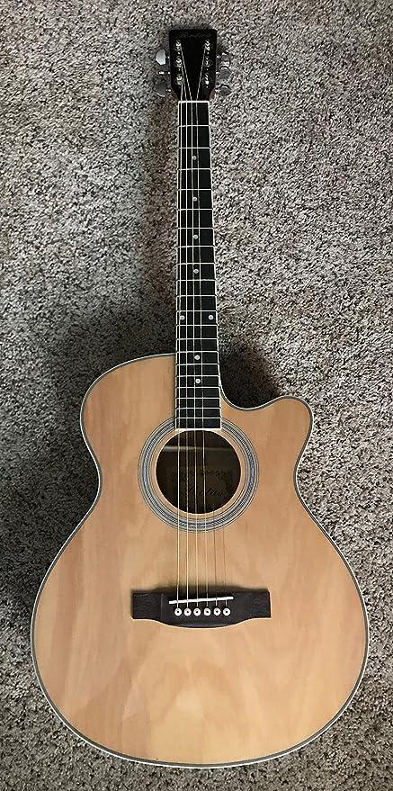 Guitarra acústica con los principiantes Video Course: Amazon.es ...