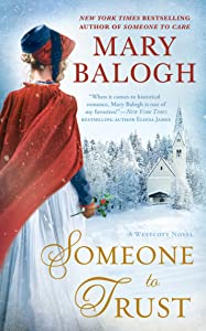 Someone to Trust (A Westcott Novel)