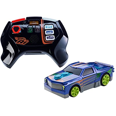 Hot Wheels Ai Car and Controller Turbo Diesel Car & Controller: Toys & Games
