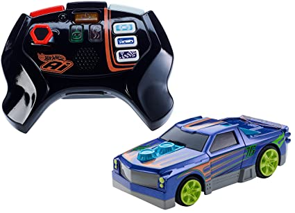 Mattel Hot Wheels FBL86 vehículo de Juguete - Vehículos de Juguete, Coche, Ai Turbo