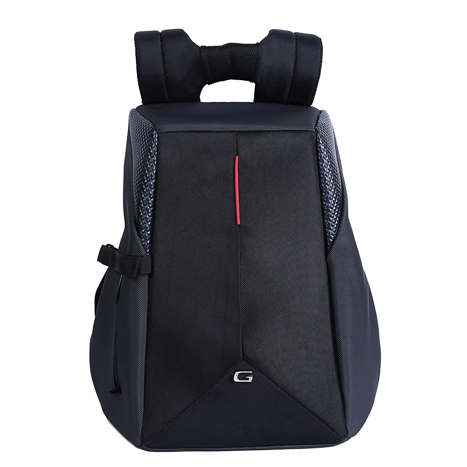 Gear Shell Anti Theft 32 Ltrs Black Laptop Backpack (LBPSHLTEF0109)