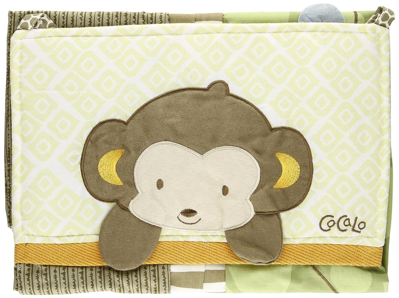 Cocalo Diaper Stacker Azania, Green/Brown 7023830