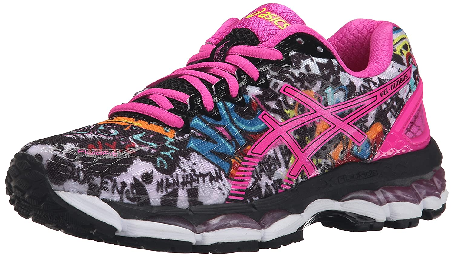 asics gel nimbus 17 nyc women's