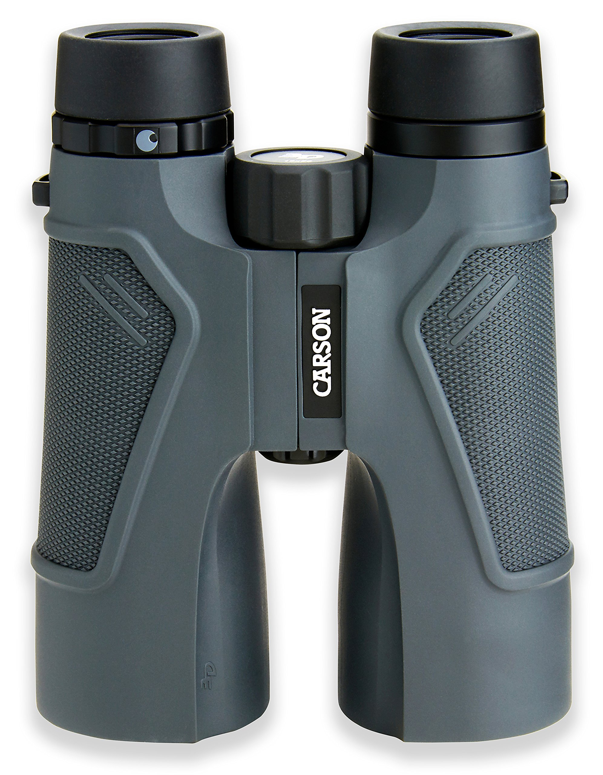 Carson® 3D Series 10x50mm Binocular with High Definition Optics (TD-050) by Carson