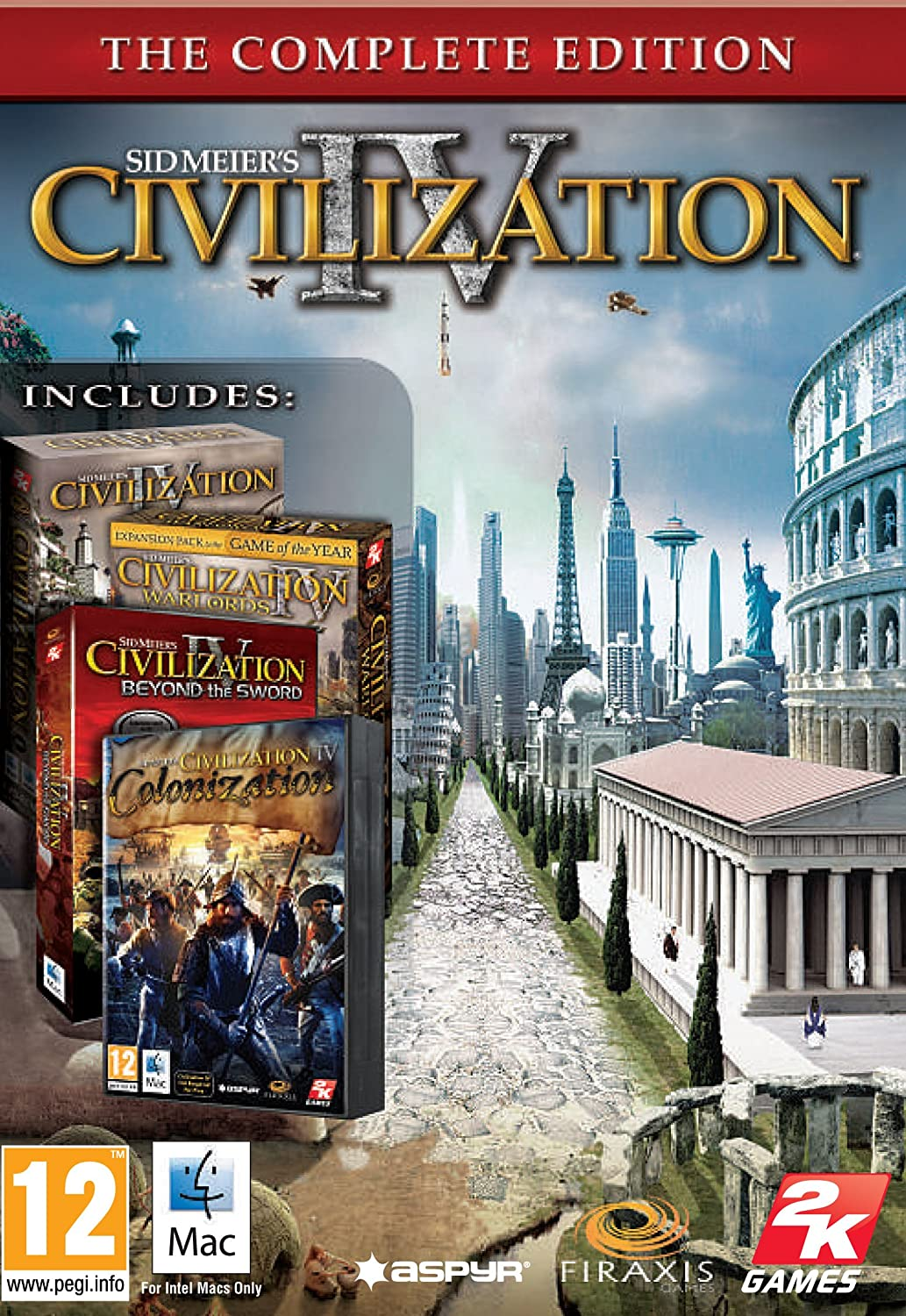 Sid meiers civilization iv complete download amazon pc sid meiers civilization iv complete download amazon pc video games sciox Choice Image